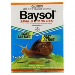 BAYSOL 1KG SNAIL & SLUG BAYER