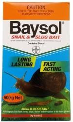 BAYSOL SNAIL & SLUG 600G
