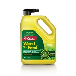WEED N FEED HOSE ON  4LTR YATES (54248)
