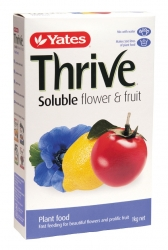 **THRIVE FLOWER & FRUIT 500G