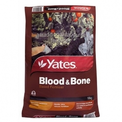 BLOOD & BONE BASED 10KG YATES