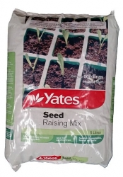 SEED RAISING MIX 6LTR YATES