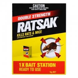 **RATSAK DOUBLE STRENGTH 1KG YATES