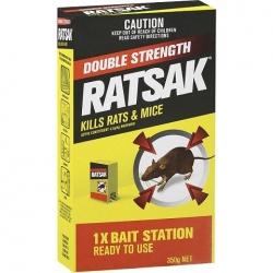 RATSAK DOUBLE STRENGTH 350g YATES